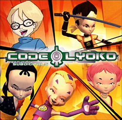 Album Code Lyoko Featuring Subdigitals